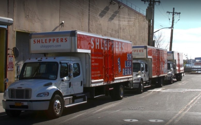 Shleppers - best Movers Manhattan NYC