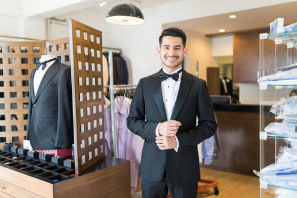 Formal Clothes Stores in Boston