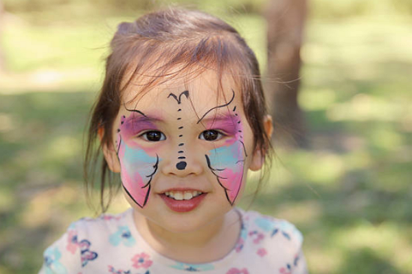 Face Painting in St. Louis