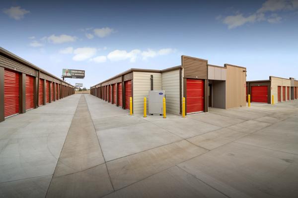 Self Storage in Fresno