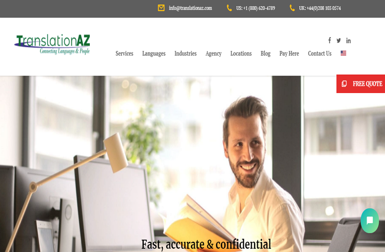 Best rated Translation Companies