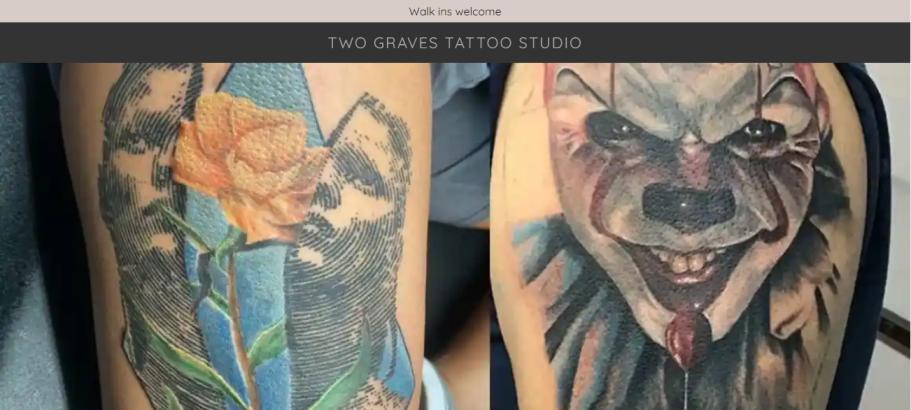 Two Graves Tattoo Studio in Tucson, AZ