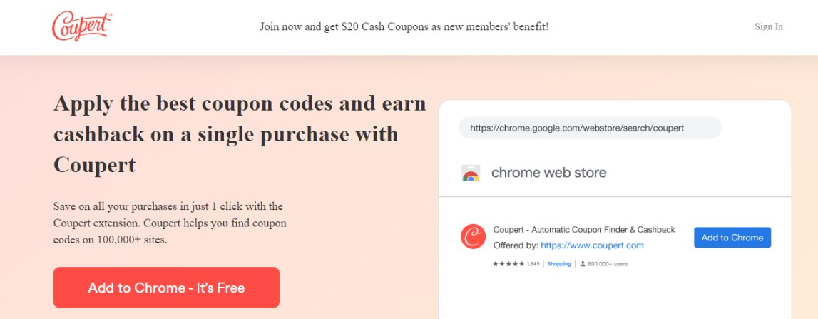 Coupons and best discount codes