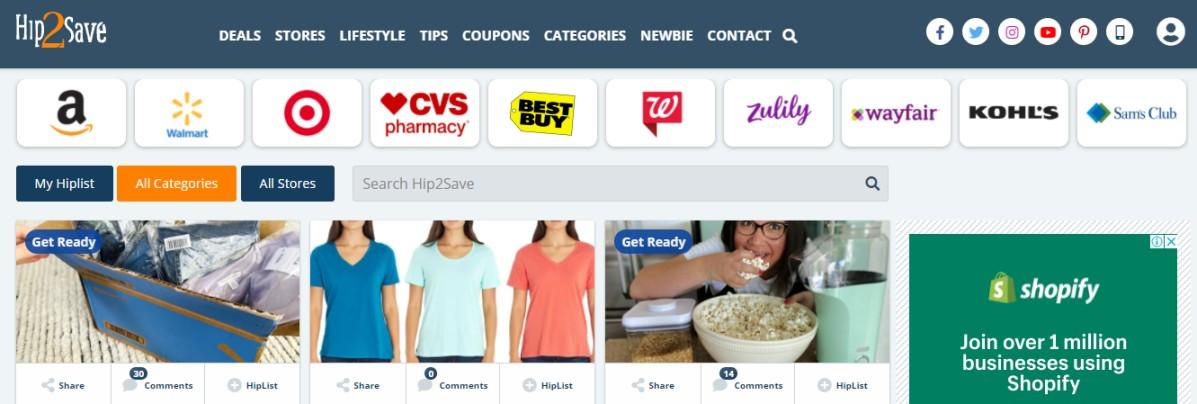 Discount coupon code website