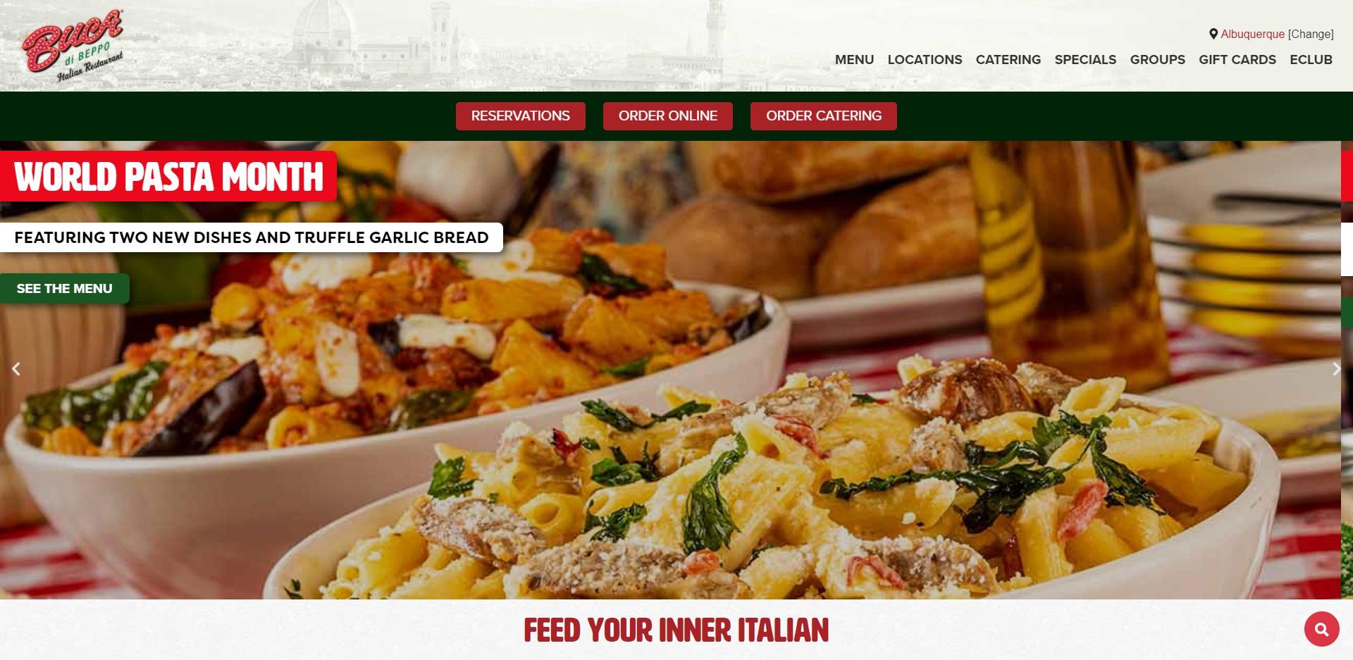 5 Best Italian Restaurants in Albuquerque, NM