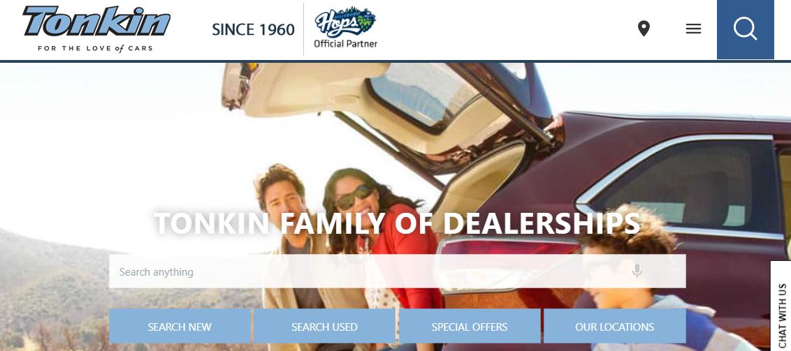 Ron Tonkin Dealerships Used Cars