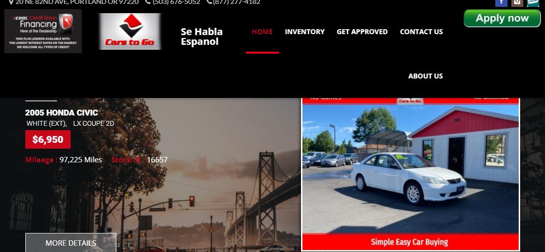 Lapin Motor Co. Car Dealerships in Portland, OR