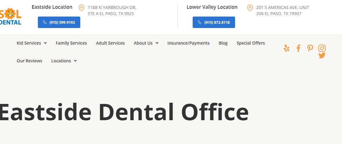 Sol DentalDentists in El Paso, TX
