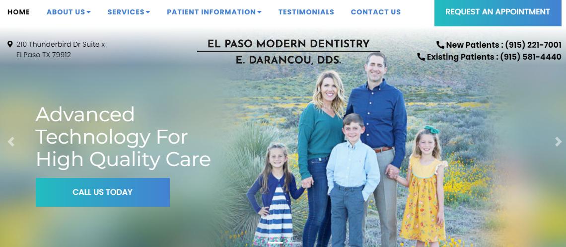 El Paso Modern Dentistry