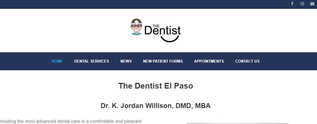 The Dentist El Paso, TX