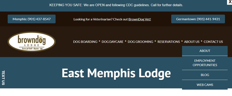 Browndog Lodge Memphis, TN