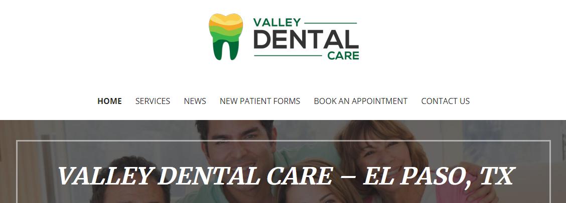 Valley Dental Care El Paso, TX