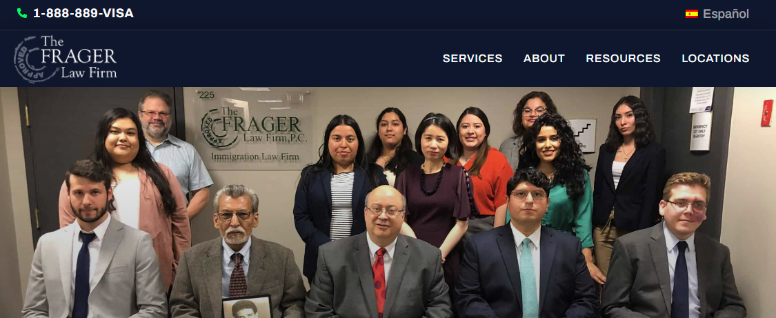 Frager Law Firm, PC Migration Agents in Nashville, TN