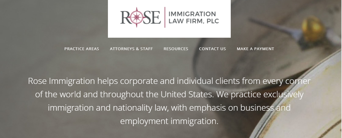 Rose Immigration Law Firm