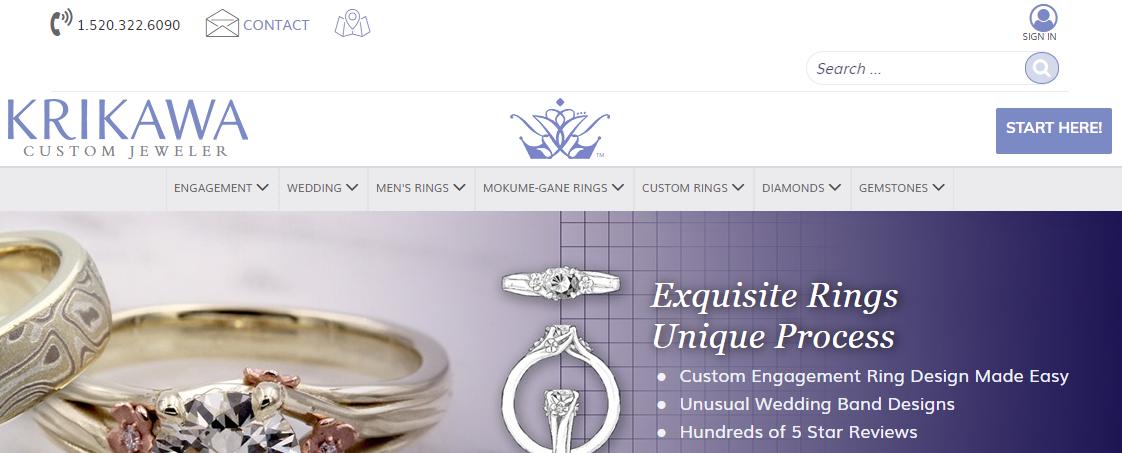 Krikawa Custom JewelersTucson, AZ