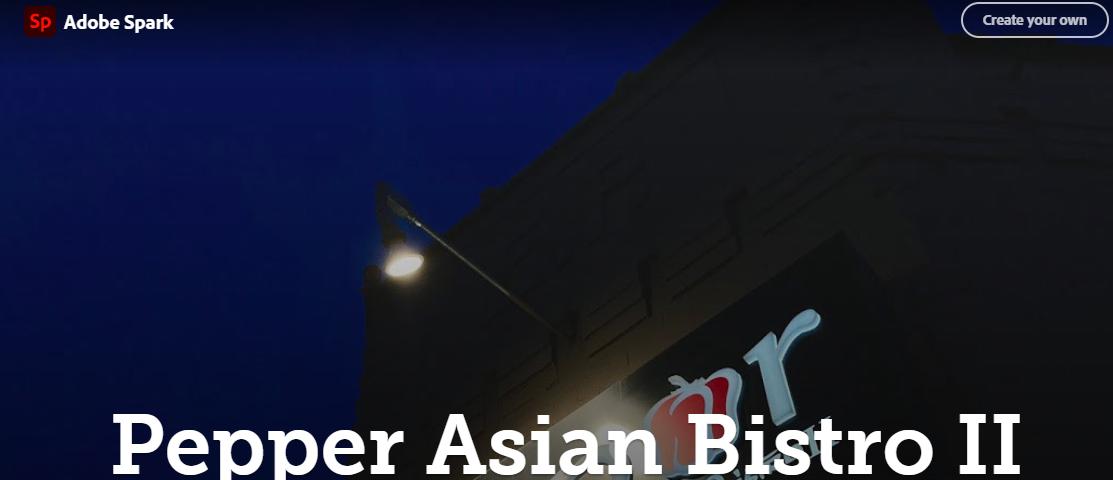 Pepper Asian Bistro II Denver, CO