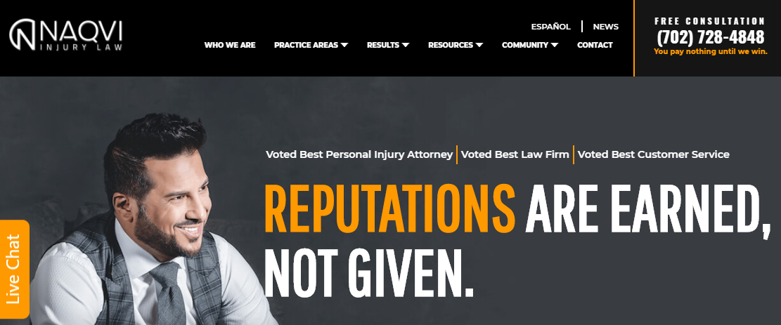 Naqvi Accident Injury Law