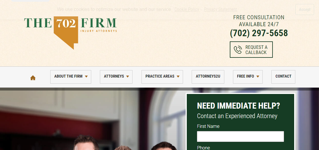 The 702Firm Injury Attorneys