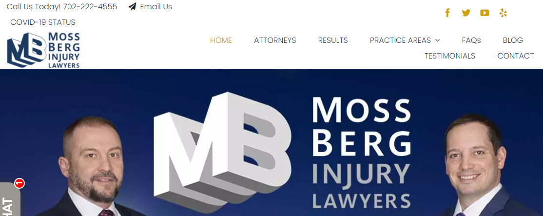 Moss Berg Injury Law