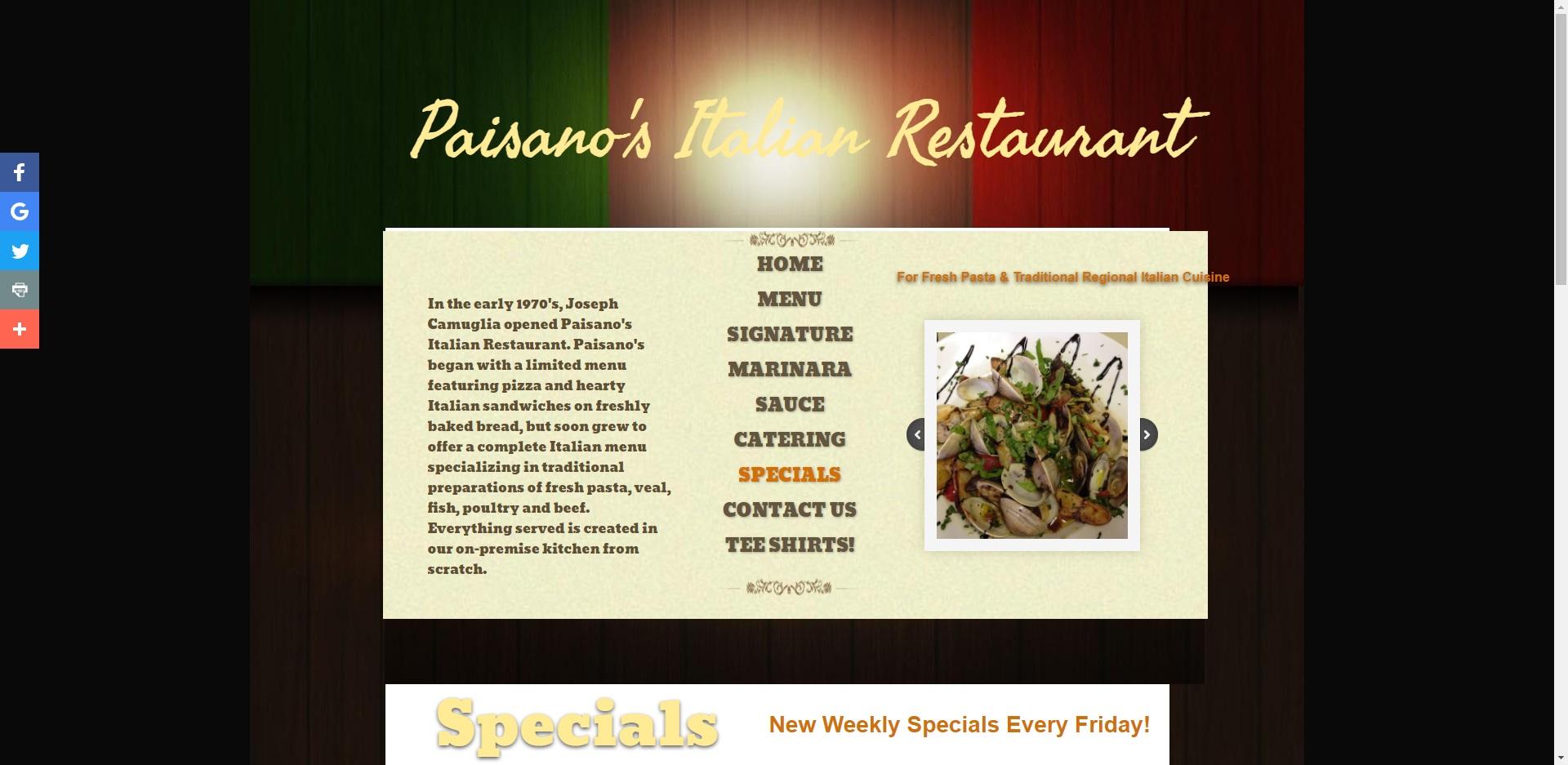 Albuquerque, NM Best Italian Restaurants