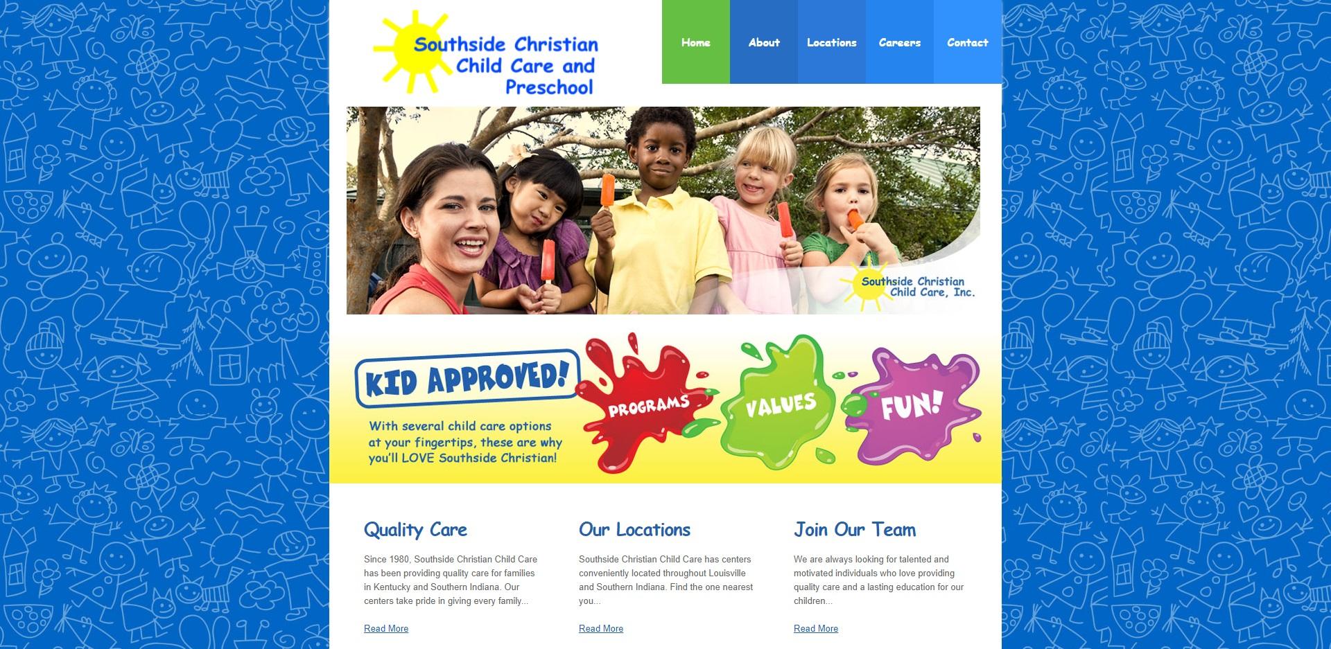 Louisville, KY's Best Child Care