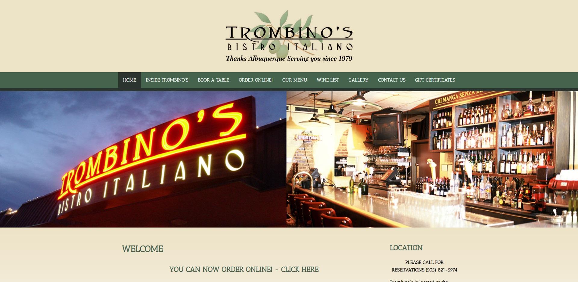 Best Italian Restaurants in Albuquerque, NM