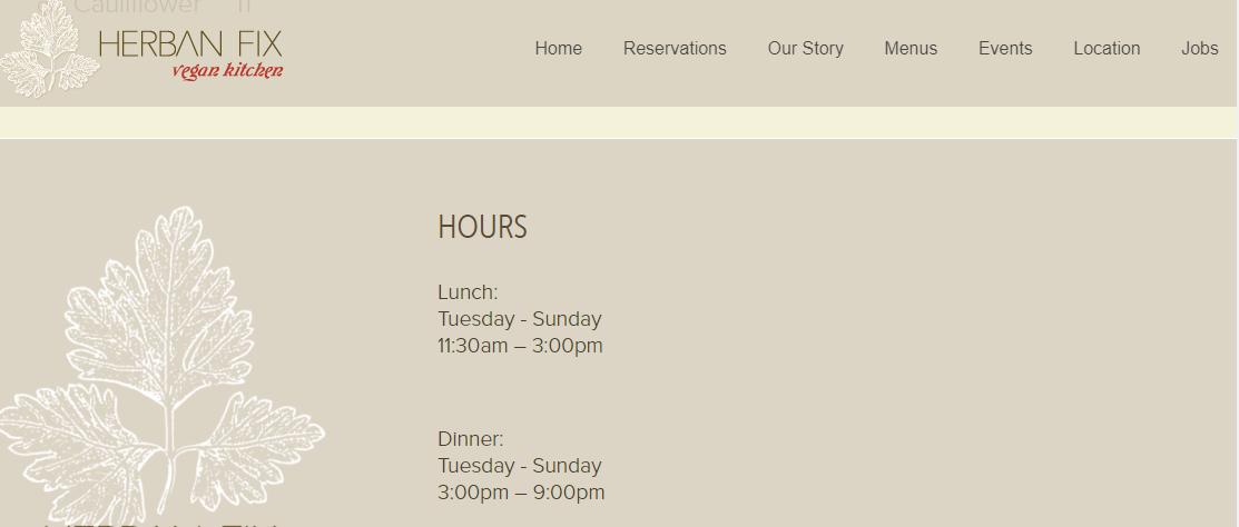 Herban FixVegetarian Restaurants in Atlanta, GA
