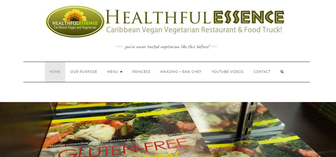 Healthful Essence Vegetarian Restaurants in Atlanta, GA
