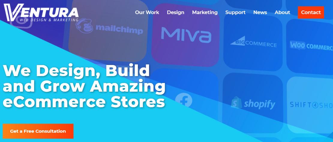 Ventura Web Design and Marketing