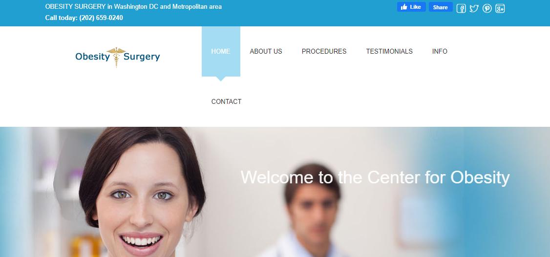 Surgical Center for Obesity Washington, DC